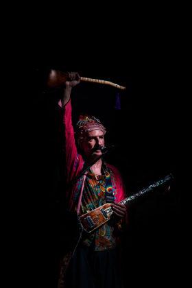 Picture of BaBaZula by Istanbul concert photographer Ipek Yilmaz
