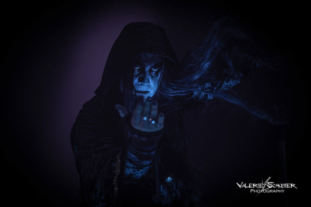 Picture of Shagrath & Dimmu Borgir with German concert photography by Valerie Schuster