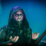 Picture of Silenoz & Dimmu Borgir with German concert photography by Valerie Schuster