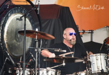 JBLZE in concert with Jason Bonham concert pictures by Shannon McElrath