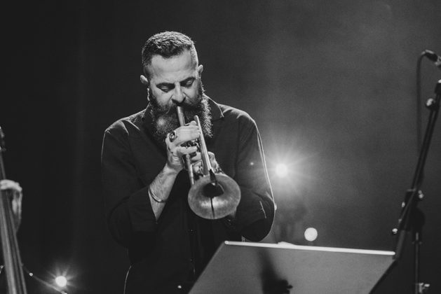 Picture from the Tribute to Tomasz Stańko concert with Jazz concert photography by Norbert Burkowski
