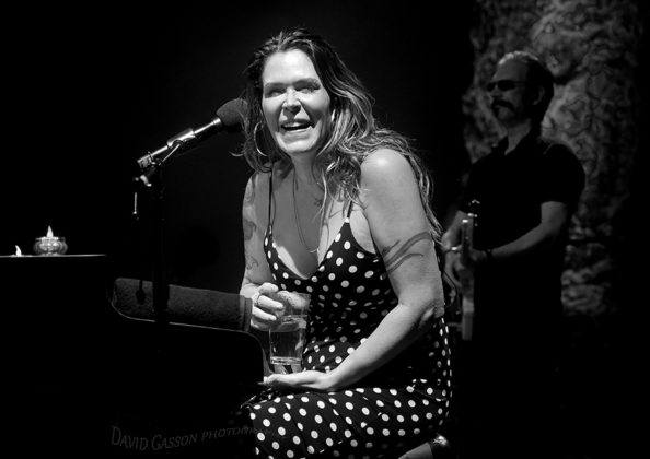 Picture of Beth Hart in concert with Beth Hart concert photography by David Gasson