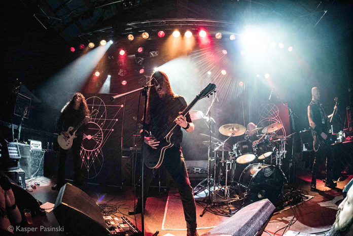 Picture of The Spirit - Band in concert with heavy metal gig photographer Kasper Pasinski