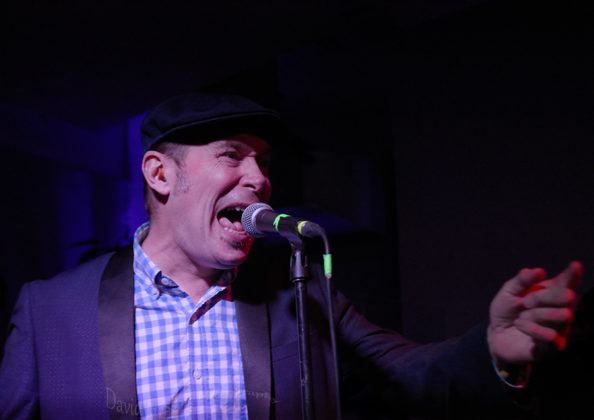 Picture of The Slackers with Ska music photography by David Gasson