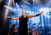 Picture of Amon Amarth in concert with Greece music photography by Dionisis Tsepas