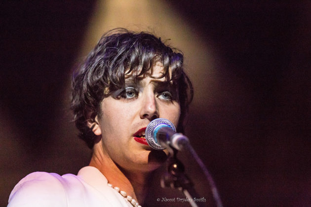 Picture of Ezra Furman in concert by England Music and Pit photographer Naomi Dryden-Smith