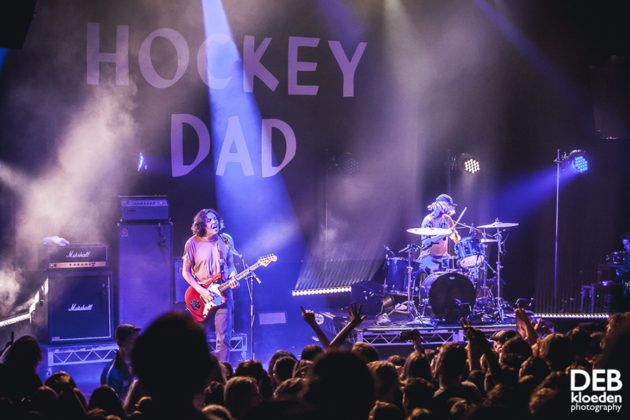 Picture of Hockey Dad by Australia music photographer Deb Kloeden