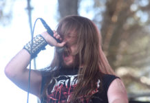 Picture of Repulsive Vision in concert at the GoatHell Metal Festby Croatian Music and Pit photographer David Gasson