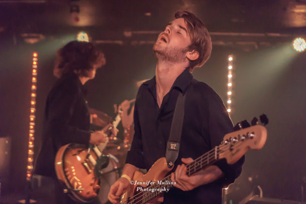 Picture of Rival Coast in concert at the Pub Rock by American MusicPhotographer Jennifer Mullins