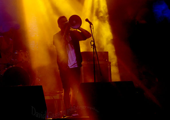 picture of Bruto Geto in concert at the Seasplash festival by Croatian Music and Pit photographer David Gasson
