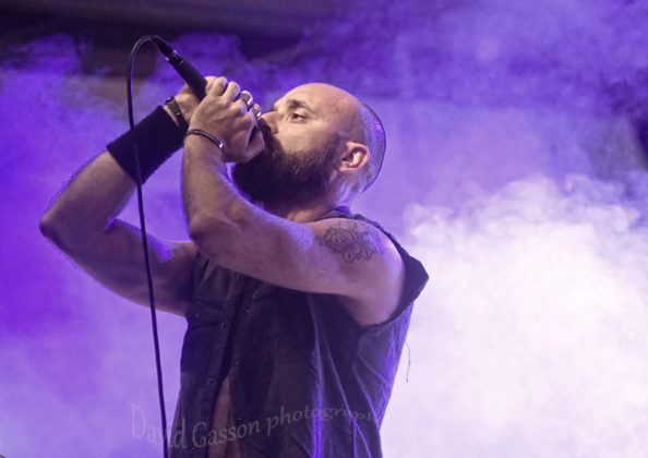 Picture of Reapter at the GoatHell Metal Fest in Croatia by Croatian Music and Pit photographer David Gasson