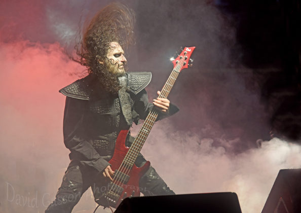 Picture of MartYriuM in concert at the GoatHell Metal Fest in Pula by Croatian Music and Pit photographer David Gasson