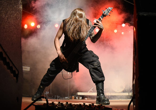 Picture of Sinister in concert at the GoatHell Metal Fest in Pula by Croatian Music and Pit photographer David Gasson