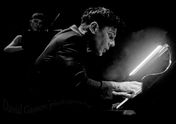 Picture of Maksim Mrvica in concert by Croatian Music and Pit photographer David Gasson