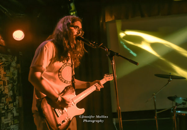 Picture of Mississippi Nova in concert by American Music Photographer Jennifer Mullins