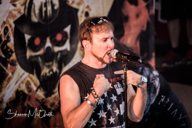 Picture of Firehouse in concert in Texas , America by Texas music photographer Shannon McElrath