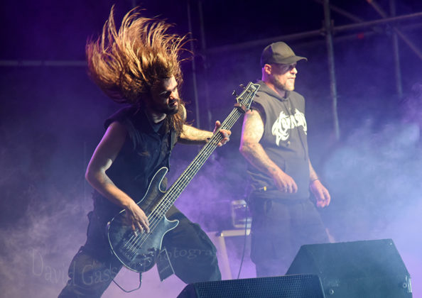 Picture of Sinister by Croatian Music and Pit photographer David Gasson