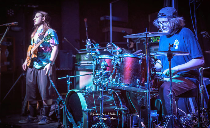 Picture of Toutatis in concert in Arizona by American Music Photographer Jennifer Mullins