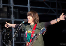 The Breeders in concert at the NOS Primavera Sound by Portugal Music and pit Photographer Jon Marx