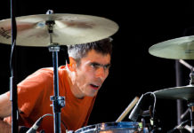 Picture of Shellac in concert in Porto by Portugal Music and pit Photographer Jon Marx