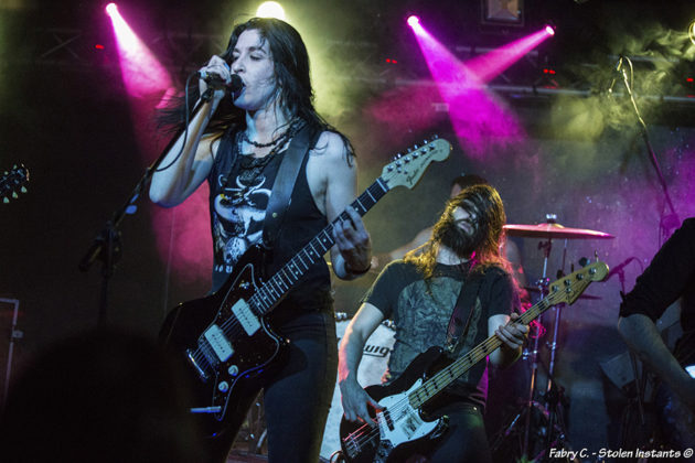 Dool in concert at the Dagda live Club in Italy by Milan Music and Pit photographer Fabry C ~ Stolen Instants