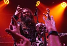 Soulfly in concert at The White Oak music Hall by Texas music Photographer Robert Braden