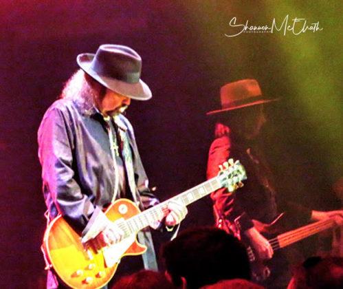 Lynyrd Skynyrd in concert in Houston on 12.05.18 by Texas music photographer Shannon McElrath