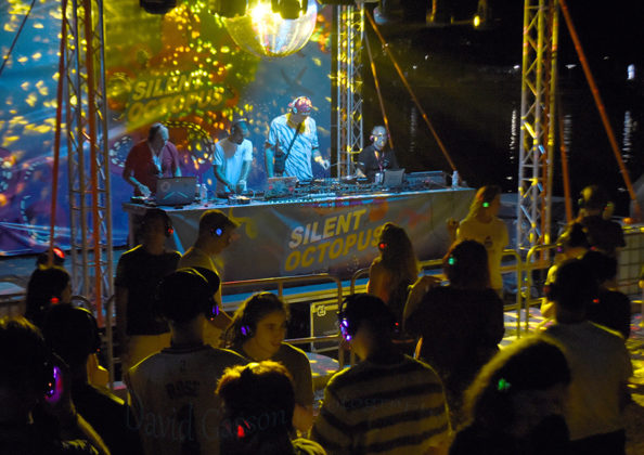 Picture of Silent Octopus stage at Sea Star Festival , by Croatian Music and Pit photographer David Gasson