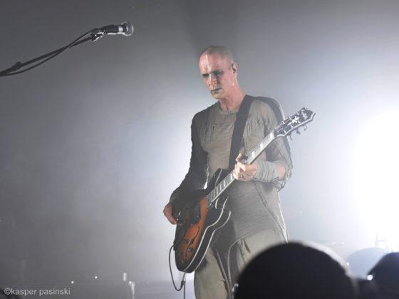Gary Numan in concert at Pumpehuset by Copenhagen Music and Pit photographer Kasper Pasinski