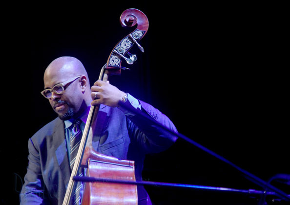 Picture of Christian McBride @ The Backstage Live Jazz festival in Pula . Croatia. 09.05.18 by Croatian Music and Pit photographer David Gasson