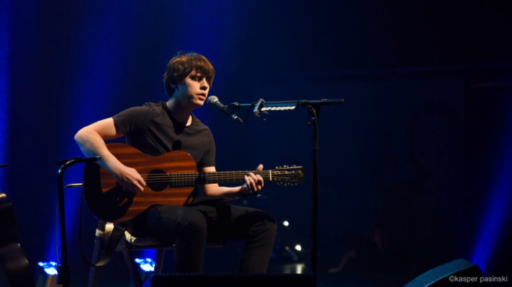 Picture of Jake Bugg in concert by Copenhagen Music and Pit photographer Kasper Pasinski