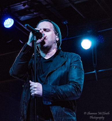 Picture of Last In Line at The Rail Clubby Texas music photographer Shannon McElrath