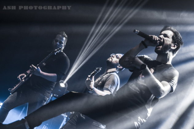 Picture of Out Of Nowhere by Iran music photographer Arman Shahrokh