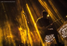 Picture of Calibre in concert by Iran music photographer Arman Shahrokh