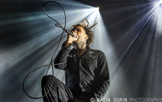 Picture of Fever333 in concert by Katja Ogrin