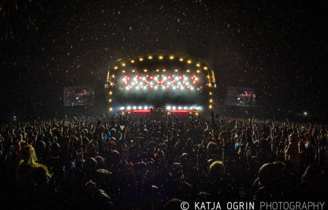 Picture of Gojira in concert by Katja Ogrin
