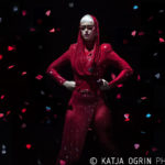 Picture of Katy Perry in concert by Katja Ogrin