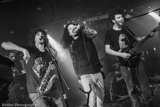 Picture of Pufferfish Band in concert by Omer Keidar