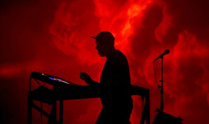 Picture of Moderat in concert at Dimensions festival by David Gasson