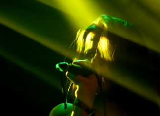 Picture of One Dread in concert by David Gasson