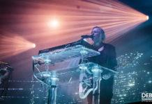 Picture of Rüfüs Du Sol in concert by Deb Kloeden