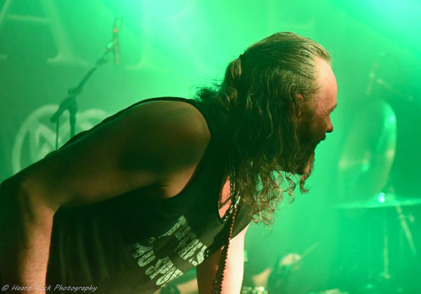 Picture of Dare in concert by the Sweden rock photographer Lennart Håård