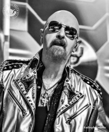 Picture of Judas Priest at Horseshoe Casino Hammond Indiana , America on 06.04.18 by American Music Photographer Andrew Perkins