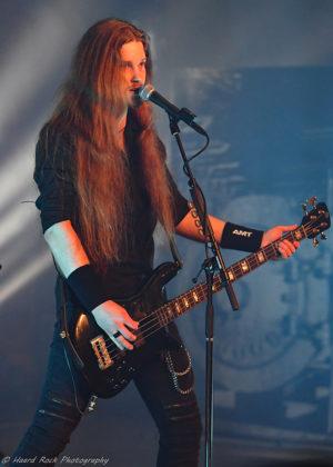 Picture of U.D.O in concert by Lennart Håård