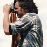 Picture of music photographer Bill O'Leary
