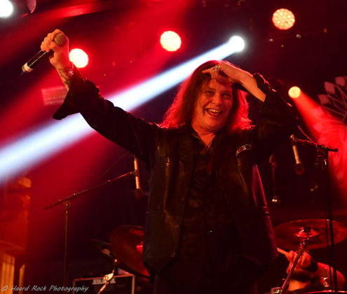 Picture of REƎCE in concert by Lennart Håård