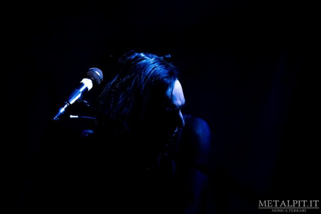 Picture of Lord of the Lost in concert by La Dame Blanche Photography