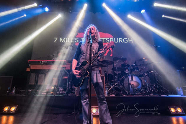 Picture of 7 Miles to Pittsburgh in concert with photography by Johan Sonneveld