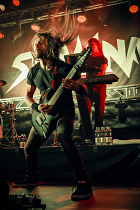Picture of Stam1na in concert by music photographer Olga Davydova