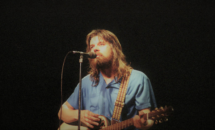 Picture of Bob Seger in concert by Bill O'Leary